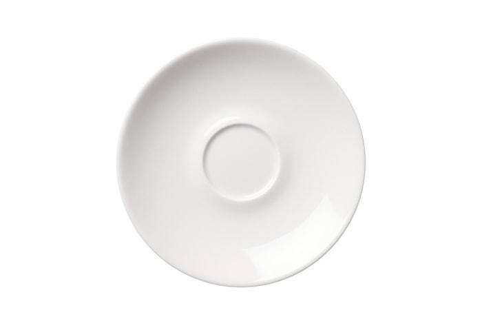 Piattino Per tazzina da caffè 24h bianco 17 cm