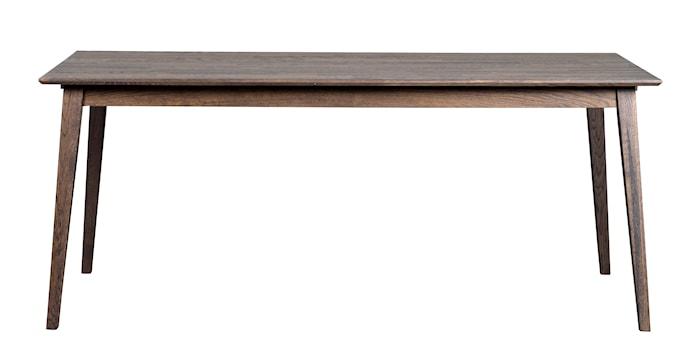 Filippa Matbord Mörkbrun Ek 180 cm