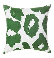 Cleo grön kudde - 2-pack, 60x60