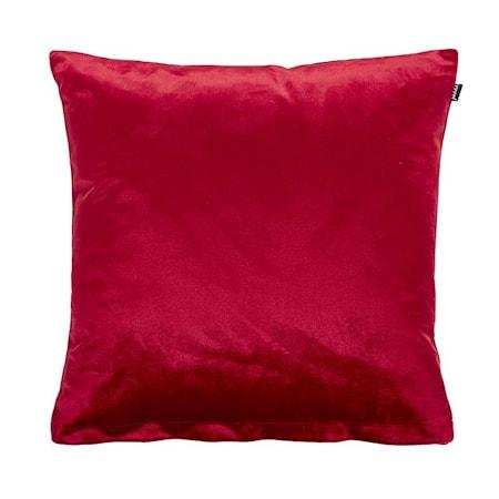 Roma putetrekk 45x45 - Ruby red