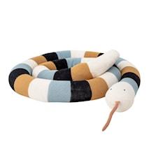 Pehmoeläin Käärme Puuvilla